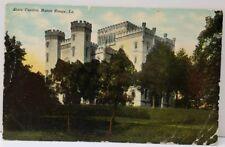 Baton Rouge Louisiana State Capitol Phila Pa Postcard E16