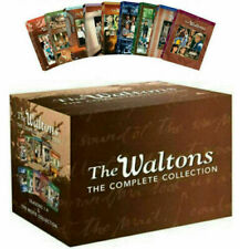 The Waltons Complete Series Dvd Box Set Seasons 1-9 with Extra 6 Movies Included