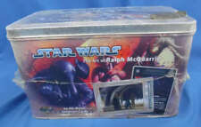 Star Wars The Art of Ralph McQuarrie Limited Edition Autograph Metal Card Set