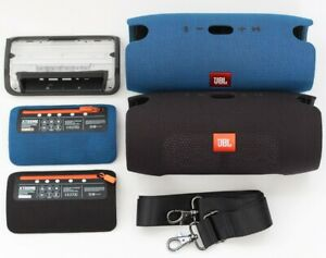 JBL XTREME Splashproof Speaker Replacement Shell/Cover/Jacket/Rubber/Strap Parts