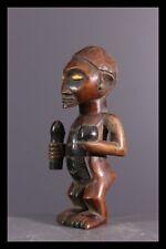 BEMBE FIGURE AFRICAN TRIBAL ART AFRICAIN ARTE AFRICANA AFRIKANISCHE KUNST **