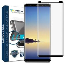 Glass Screen Protector Samsung Galaxy Note 8 From Tech Armor 3d Curved
