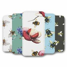 For Samsung Galaxy S10 Flip Case Cover Bees Collection 3