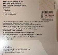 Tationil glutathione 600mg/4ml