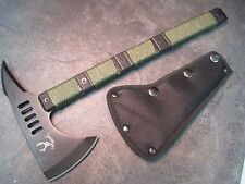 """14.5"""" Survival Tomahawk Combat Throwing Hatchet Hunting Zombie AXE 6184 zix1"""