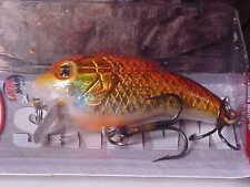 Mann's Baby 1- Minus WORLD'S #1 Shallow Crankbait SB400-7H in HOLO RED SHINER