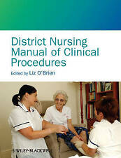 NEW District Nursing Manual of Clinical Procedures