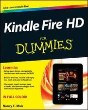 Kindle Fire HD For Dummies by Muir, Nancy C.