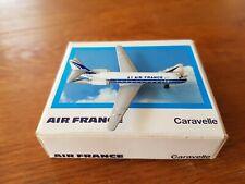 Schabak 1:600 Air France Caravelle OVP Flugzeugmodell