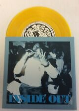 "Inside Out-No Spiritual Surrender- Single -7"" -45 Rpm -Gold Vinyl"