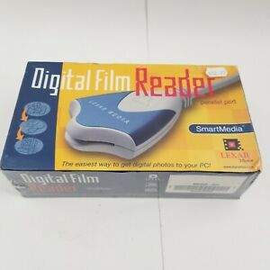 Lexar Digital Film Reader Parallel Port PC for Digital Film Compact Flash