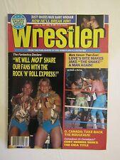 The Wrestler October 1988 Wrestling Magazine WWE NWA WWF Dusty Rhodes