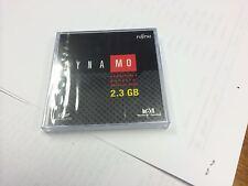"Fujitsu 2.3GB 3.5"" RW MO Media CA90002-C031 *NEW* 1 Piece (Same as EDM-G23C)"