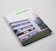Werner Reiterer: Edition Kunsthaus Baselland Band 4 (2003) Eric Hattan