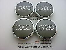 Original Audi Radzierkappen /Audi Nabendeckel/ Audi Nabenkappen,NEU,grosse Nabe