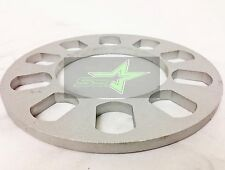 Pair of Spacer Shims 5x112 for Audi A3 5mm 12-16 Wheel Spacers 8V