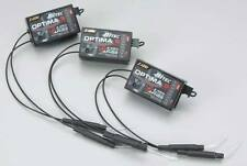 Hitec Optima 9  9-Channel 2.4GHz RC Airplane Receiver 3pk 3 Pack Aurora 29433