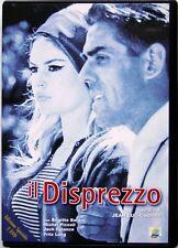 Dvd Il Disprezzo - Edizione speciale 2 dischi di Jean-Luc Godard 1963 Usato raro
