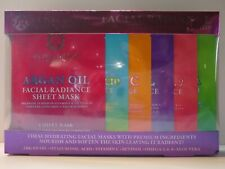 Olivia Grace Boutique facial radiance 6 PIECE sheet mask collection. New in box