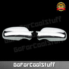For 2000 01 02 03 04 05 Chevy Impala Chrome Mirror Covers