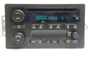 ***UNLOCKED*** 2008 Chevrolet Trailblazer Radio Receiver CD 15850275 ***BOSE***