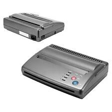 Dark Grey Thermal Tattoo Stencil Transfer Paper Copier Hectograph Machine