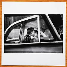 "SIGNED ELLIOTT ERWITT THE KISS NEW YORK 1955 LTD 6"" x 6"" MAGNUM ARCHIVAL PRINT"