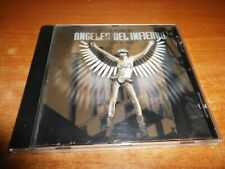 LO MEJOR DE ANGELES DEL INFIERNO 1984-1993 CD ALBUM DEL AÑO 1998 ALEMANIA WEA