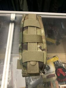 (1) ARMY ISSUE OCP MULTICAM IFAK II CAT TOURNIQUET MOLLE POUCH HOLDER Only