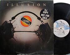 Isotope - Illusion  (Gull GU6-402S1) (Motown) ('75) (Gary Boyle, Hugh Hopper)