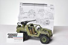 G.I.Joe 2008 25TH ANNIVERSARY  VAMP - VEHICLE