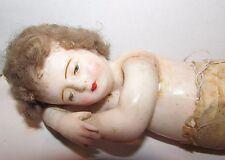 Gesù bambino in cera fine 800