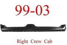 99 03 Ford Right Crew Cab Extended Rocker Panel, 4 Door, F150, Super Crew Truck