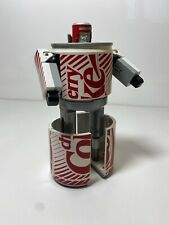 Vintage Transformer Cherry Coke Can 1980's Rare