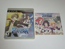 The Guided Fate Paradox (Sony PlayStation 3, 2013) w/ Soundtrack CD