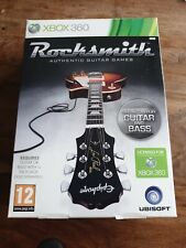 Rocksmith Inc Real Tone Cable, Xbox 360 - Excellent Condition