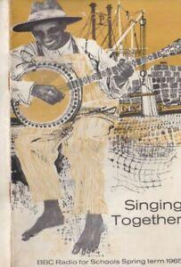 "1965 Spring ""Singing Together""  BBC schools"
