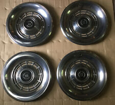 FORD,LINCOLN, MERC COUGAR, WHEEL COVERS CENTER CAPS VINTAGE FOMOCO, NICE!!