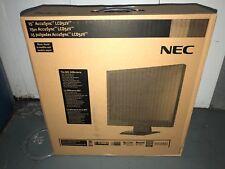 """NEW NEC AccuSync 15"""" LCD VGA Monitor LCD54V-BK ASLCD52V"""