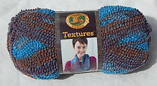 """Lion Brand """"Textures Yarn"""" in Mountain Dawn - NEW Smoke Free Home Worsted (4)"""