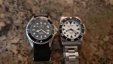 Steinhart Ocean One & Helson Sharkdiver Lumed Dial 42mm MINT watch automatic
