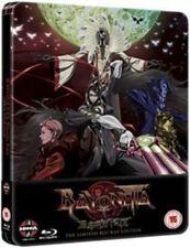Bayonetta Bloody Fate 5022366813747 Blu-ray / Limited Edition Region B