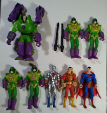 DC Universe Crisis Battle for Metropolis Shazam Superman Captain Atom Lex Luthor