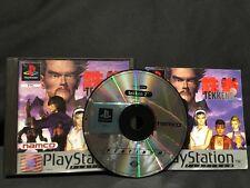 TEKKEN 2 PS1 PS2 PS3 SONY PLAYSTATION PLATINUM VER ITA - NO CRASH SPYRO METAL