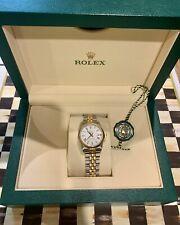 Rolex 31mm Midsize Datejust Watch Jubilee Gold - Genuine-All 100% Original! NICE