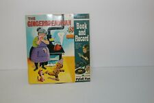 Peter Pan Book & Record The GINGERBREADMAN