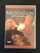 Practical Meditation with Buddhist Principles DVD