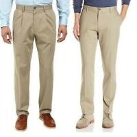 NEW Dockers Men's Pants Signature Khaki Classic Fit Stretch size 34, 38