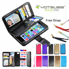 Unbranded/Generic Leather Mobile Phone Wallet Cases for Apple iPhone 6s