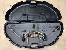 Hoyt Xt2000 Rh Compound Bow, w/Hha, X-Ring, Carolina & Hard Case (Fe1033928)
